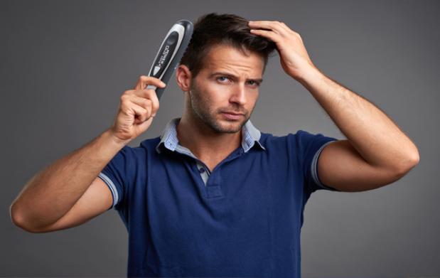 Cepillo anticaída