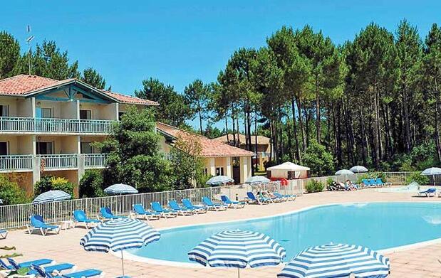 LANDAS en SEMANA SANTA:  Pierre & Vacances en  Moliets o Soustons LE BOUCANIER en Vieux-Boucau