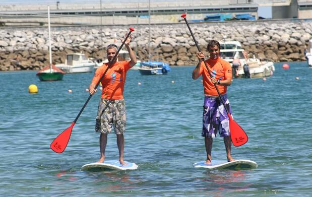Bautismo stand up padel surf