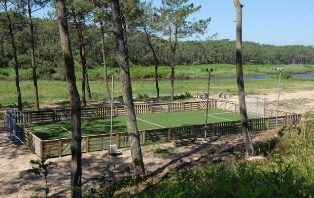 Fines de semana en Las Landas: Camping 4* Lous Seurrots en mayo y junio