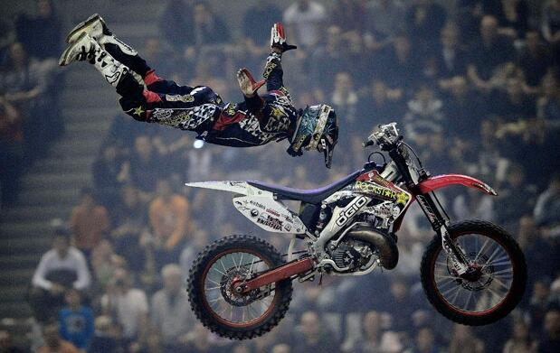 Freestyle MotoCross en Donostia