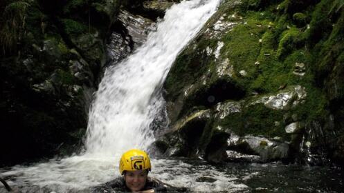 Barranquismo de aventura en Asturias
