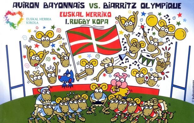 I. Copa de Euskal Herria de Rugby