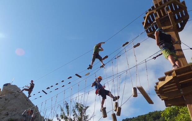 Un día de aventura en Urbasa