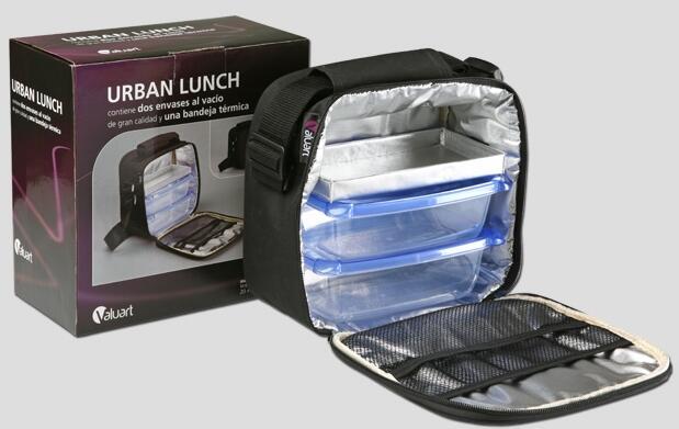 Practica el 'Urban Lunch'