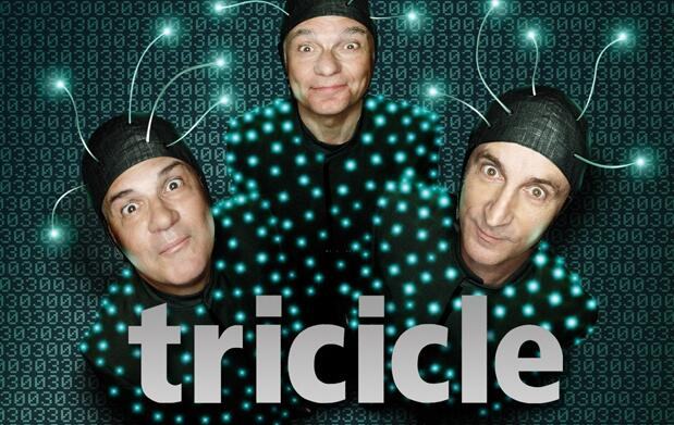 BITS de Tricicle, un espectáculo digital