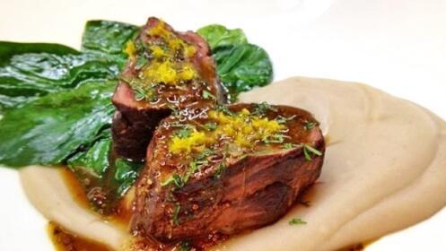 Cocina joven y actual donde se combinan sabores y aromas internacionales