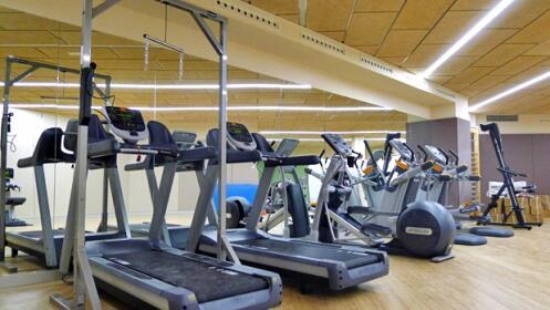 SPA y Fitness frente a La Concha
