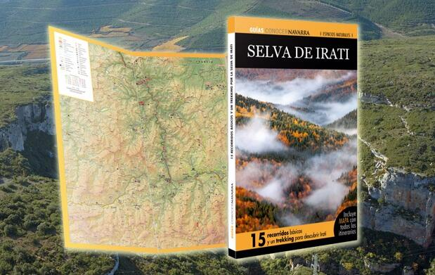 Guías para conocer Navarra: Baztán, Aralar o la Selva de Irati