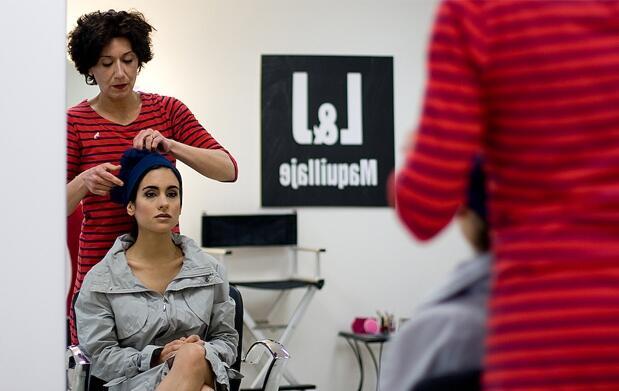 Coaching de imagen personal: maquillaje+peinado+vestuario