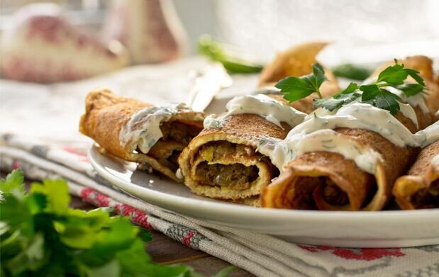 ¡Exquisito menú en el Restaurante La Agrícola de Irun!
