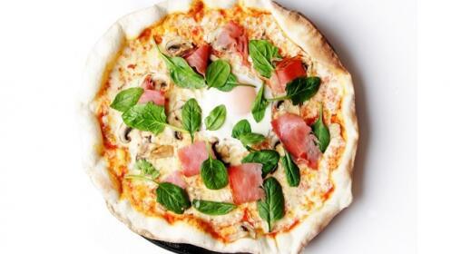Pizza para llevar de La Mafia