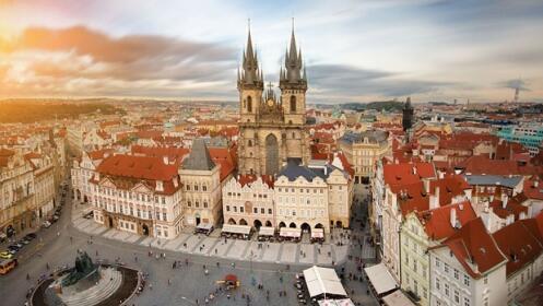 ¡Últimas plazas! Praga + Viena + Budapest