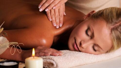 Mima tu cuerpo con 2 o 4 masajes