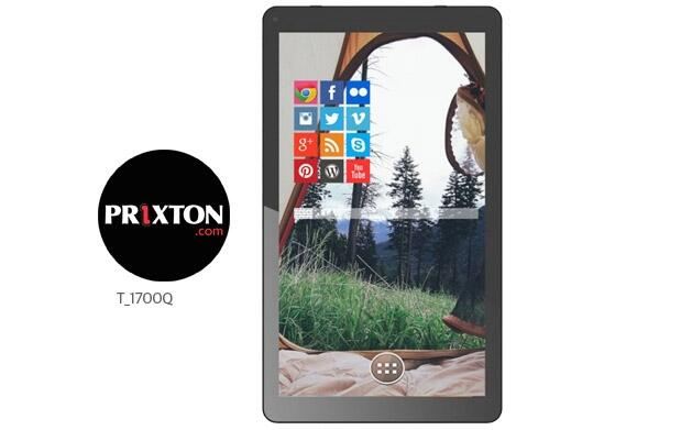 Tablet Quad Prixton T1700Q
