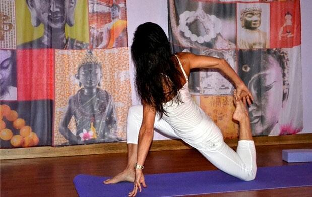 4 clases de Yoga para deportistas.