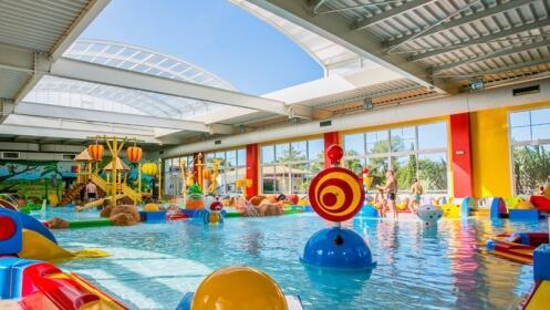 Fines de semana en las landas camping sylvamar 5 por 153 for Camping en las landas con piscina cubierta