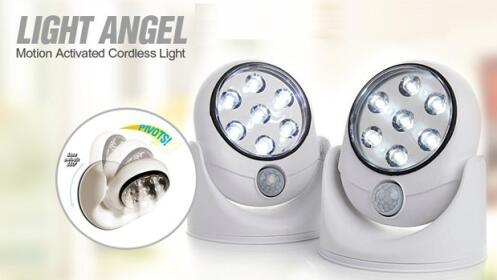 Luz con sensor de movimiento descuento 68 for Luz con detector de movimiento