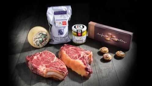 Pack Goya Premium, con los mejores productos de Tolosa