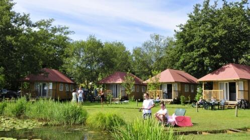 Camping 4* La Paillotte en Lago  Soustons