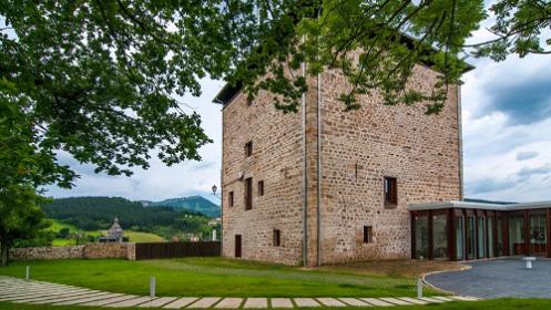 Escapada al hotel Torre Zumeltzegi en Oñati