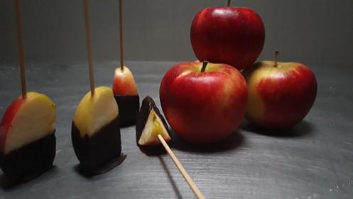 Taller de la mano de Aramendia dedicado a la manzana