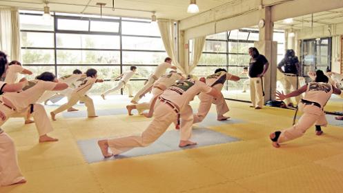 Descubre la Capoeira