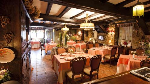 Menú en el Restaurante  Otzarreta