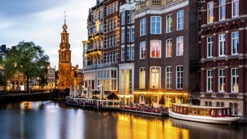 6 días en Amsterdam y Bruselas - Con vuelos y hotel