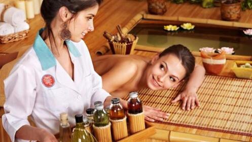 Tratamiento estacional con Aromaterapia + Masaje Tuina