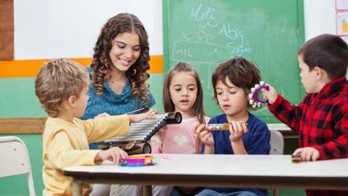 Curso online de didáctica de la Música en la Educación Infantil