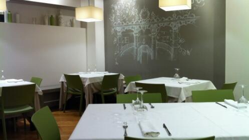 Irresistible menú con txuleta en el centro de Donosti