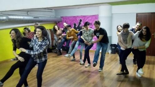 4 clases de baile de hora