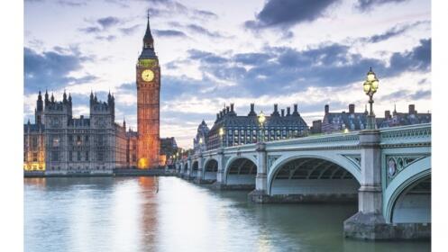 Londres, 3 noches en alojamiento y desayuno