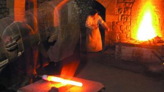 Entradas para la ferrería de Mirandaola