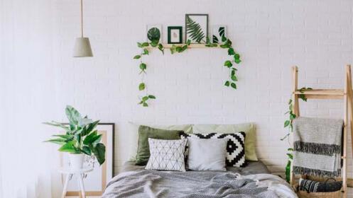 Curso de decoración sostenible