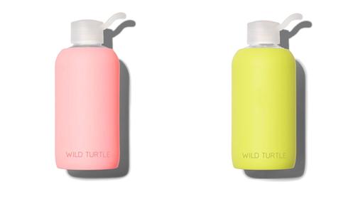 Botella de cristal (500ml) Wild Turtle