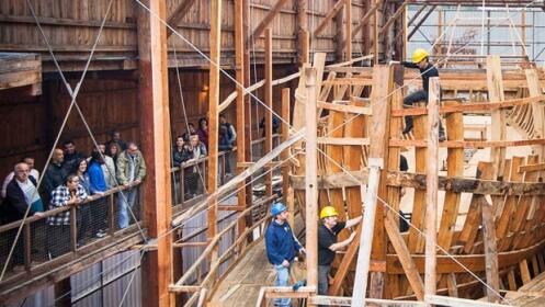 Entradas para Albaola, la Factoría Marítima Vasca