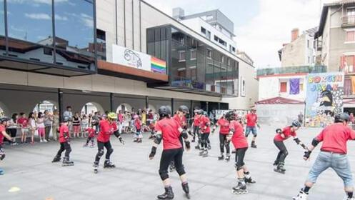 Curso de Iniciación al patinaje en línea