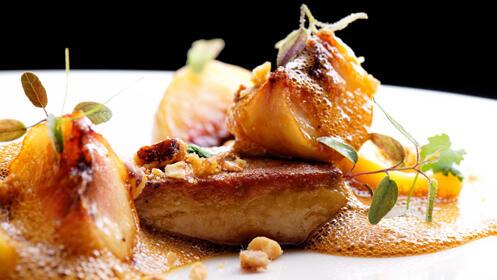 Menú producto local de calidad en Restaurante Aratz