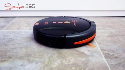 Robot aspirador samba NewTeck 365