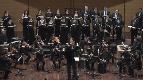 """¡ÚLTIMAS ENTRADAS! """"Bach: Pasión según San Marcos"""""""