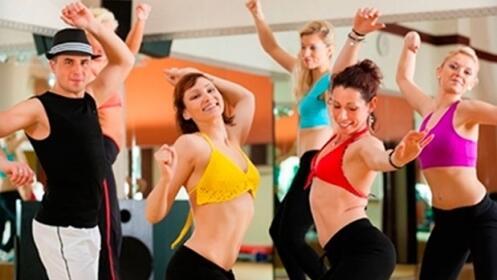 4  clases de bailes latinos, salsa y zumba