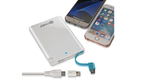 Powerbank slim card 4000 mAh