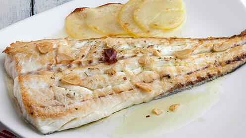 Menú producto local de calidad en Restaurante Bera Bera