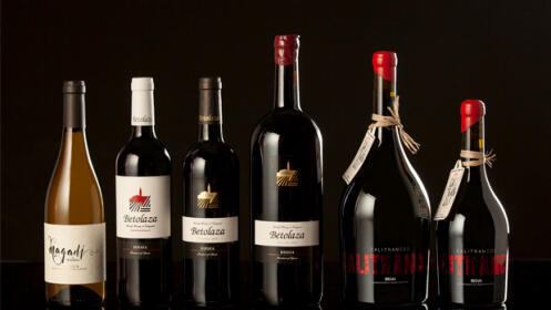 Conoce los vinos de Betolaza y visita su bodega