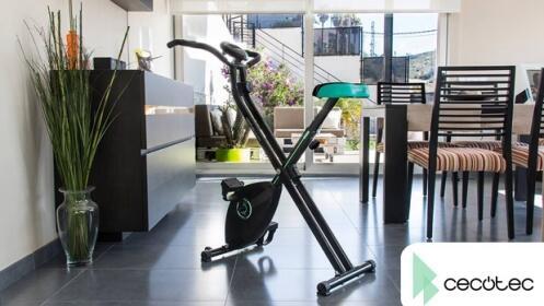 Bicicleta magnética X-Bike de Cecotec