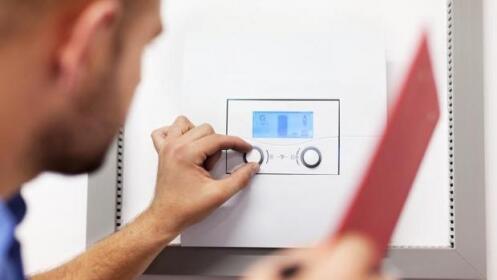 Revisión completa de caldera y radiadores