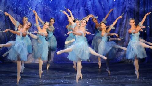 Entradas El Cascanueces: ballet clásico y acrobático