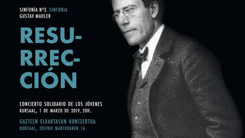 ENTRADAS para la Sinfonía Nº2: Resurrección de Gustav Mahler